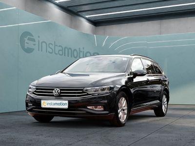 gebraucht VW Passat Passat VariantVariant 2.0 TDI DSG Business Navi AHK LED Climatronic