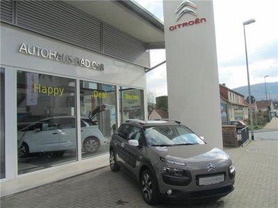 gebraucht Citroën C4 Cactus BlueHDi 100 Stop&Start *Klima, Navi, MP3/AUX*