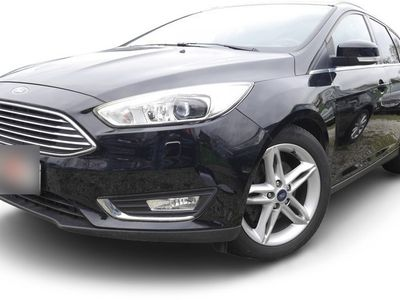gebraucht Ford Focus Focus2.0 TDCi Titanium StartStopp Bluetooth