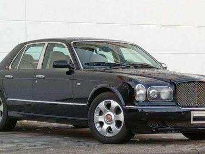 gebraucht Bentley Arnage Red Label TüV Neu Navi Leder PDC Shzg MFL