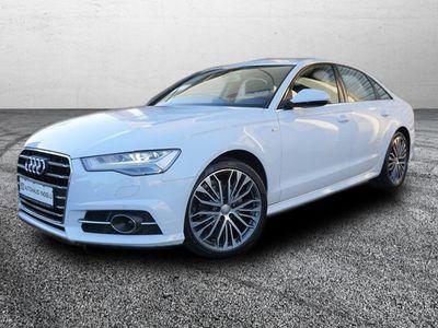 gebraucht Audi A6 1.8 TFSI Ultra S&S AT LED Standh.Leder Navi SHZ Alu20 Spurh/Spurw. el.Koff Müd.Temp PDC Euro6