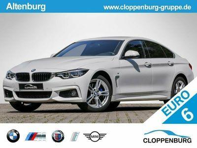 gebraucht BMW 420 Gran Coupé i xDrive M-Sport AHK NaviProf RFK