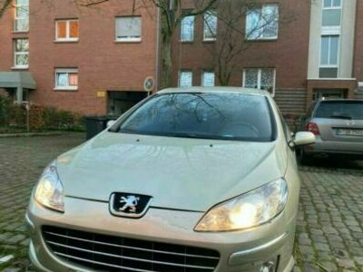 gebraucht Peugeot 407 HDi 135 Automatik Business Line