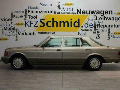 gebraucht Mercedes 350 SDL* Wertgutachten * H-Zulassung *