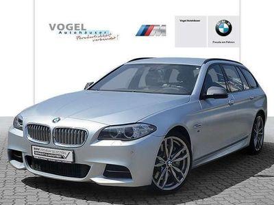gebraucht BMW 550 d M xDrive Touring M Sportpaket Euro 6 Navi Prof P