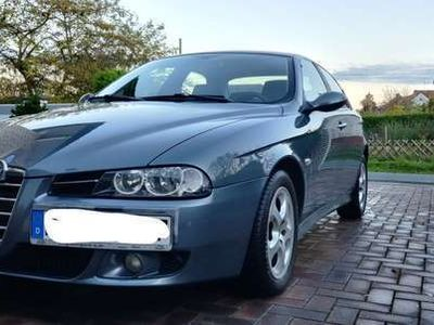 gebraucht Alfa Romeo 156 2.0 JTS Selespeed Distinctive *Automatik*