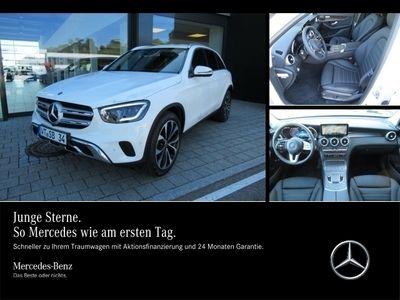 gebraucht Mercedes GLC300 4M PDC,LED,360°,AHK,Widescreen,Spur-P.
