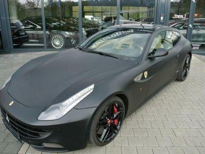 gebraucht Ferrari FF V12 *KERAMIC*TV*PANORAMA*Maintenance*VOLL*