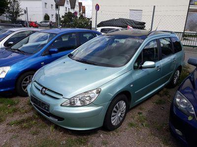 gebraucht Peugeot 307 Kombi * Tüv 03/2021 - Klima *