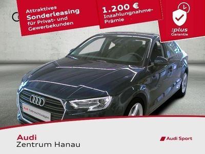 gebraucht Audi A3 Limousine Sport 35 TDI S tronic XEN*NAVI*DAB*EPH+*SpS*