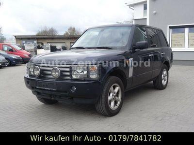 gebraucht Land Rover Range Rover TD6*Harmann/Kardon*Luftfederung*