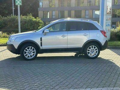 gebraucht Opel Antara 4x4 vollscheckhefgepflegt