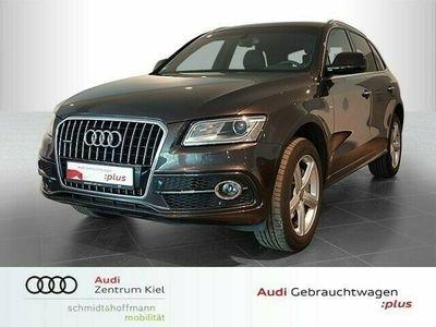 gebraucht Audi Q5 3.0 TDI quattro s-Line Xenon S-tronic Ahk.