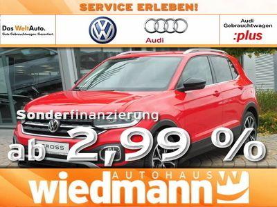 gebraucht VW T-Cross - Style 1.0 l TSI OPF DSG