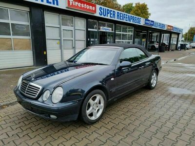 gebraucht Mercedes CLK200 ELEGANCE Cabrio Tüv und Service neu