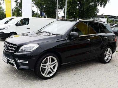 gebraucht Mercedes ML500 AMG Style/Standheiz./Panorama/AHK