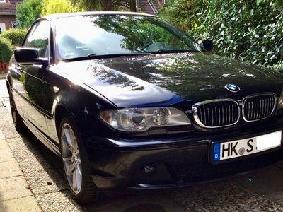 gebraucht BMW 330 Cabriolet Ci Leder/Xeneon/SH/Service Historie .