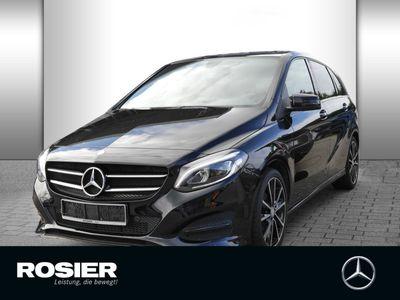 gebraucht Mercedes B180 CDI Style LED SHZ Klima Bluetooth Tempoma