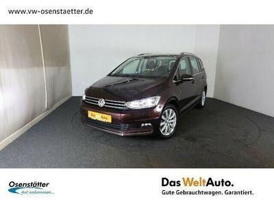 käytetty VW Touran Highline 1,4 7-Sitze/LED/Navi/SHZ/Klima