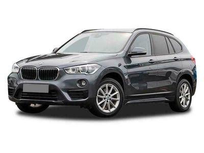 gebraucht BMW X1 X1sDrive18d Sport Line LED Tempomat Klimaaut.