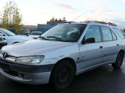 gebraucht Peugeot 306 Kombi 1,6 Standh. Klima Tüv 06.20