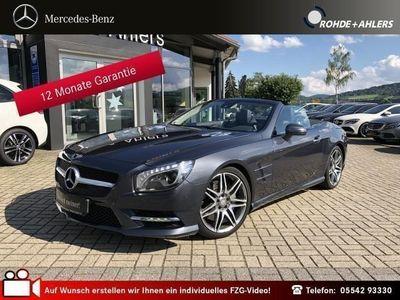 używany Mercedes SL500 AMG+BANG OLUFSEN+AKTIV MULTIK.SITZ+MAGIC AMG Line
