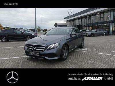 gebraucht Mercedes E200 2x Avantgarde+LED+Navi+DAB+SHZ+Kam+SHD