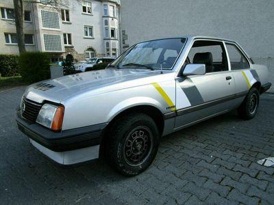 gebraucht Opel Ascona 1.3s Schaltgetriebe 108.000km 3 Türig