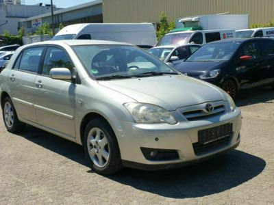 gebraucht Toyota Corolla 1.4 Sol..Klima..Sitzheizung..