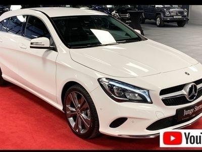 gebraucht Mercedes CLA200 d 4M SB URBAN LED Spur Navi easyPack NSW