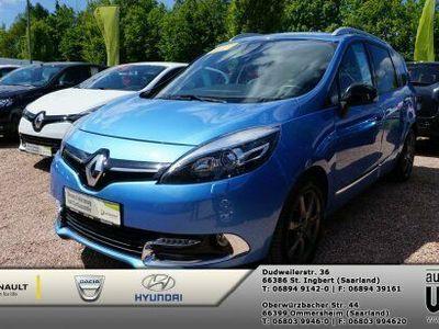 gebraucht Renault Grand Scénic III BOSE EDITION 2,0 110 DCI AUTOMATIK