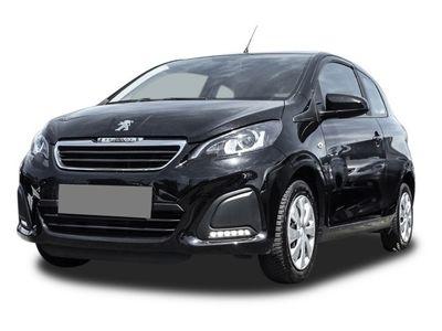 gebraucht Peugeot 108 1.0 Benzin