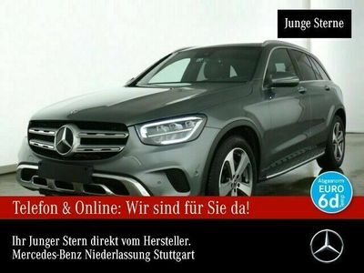 gebraucht Mercedes 200 GLC4M AMG WideScreen Pano Distr. LED Kamera