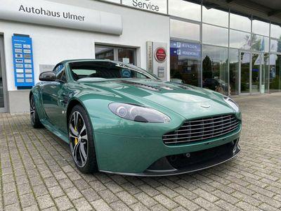 gebraucht Aston Martin Vantage V12 Roadster 27of101 Schaltgetriebe