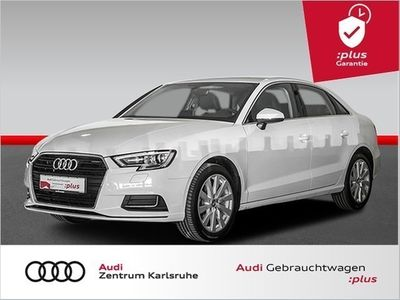 gebraucht Audi A3 Limousine design 2.0 TDI S tronic Xenon