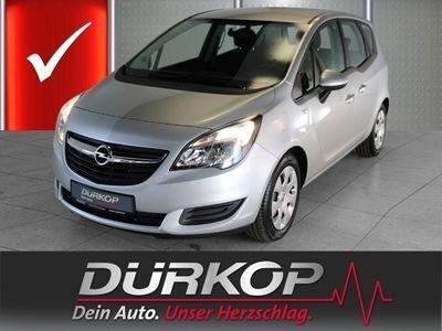 gebraucht Opel Meriva B Edition 1.4 Klima*Tempom.*Elektr. Ausse
