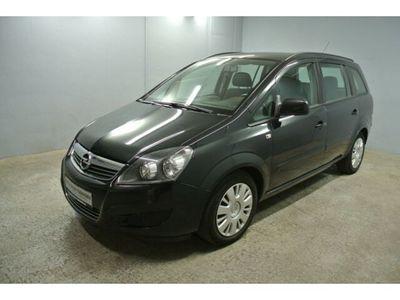 gebraucht Opel Zafira 1.7 CDTI*Klima*SHZ*Tempomat*BC*7 Sitze*