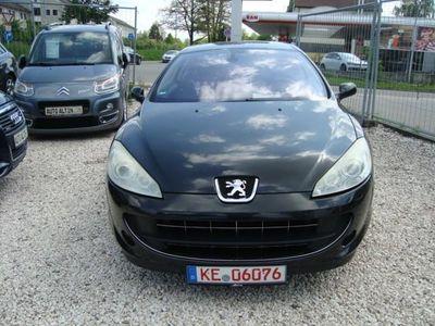 gebraucht Peugeot 407 Coupe Sport EURO:4 NAVI KLIMA UND WEITER