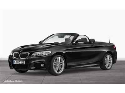 gebraucht BMW 218 d Cabrio M Sportpaket Navi Sitze elektr. PDC