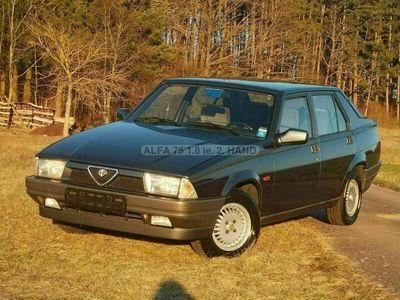 gebraucht Alfa Romeo 75 ALFA1.8 ie ALFISTI EMOTIONE T... als in Homberg (Efze)