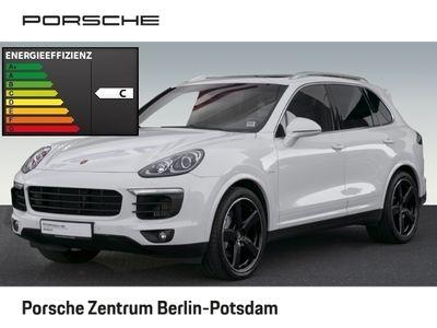 gebraucht Porsche Cayenne S Diesel 4.2 PCM Luftfederung 21-Zoll