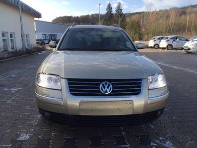 gebraucht VW Passat VW3bg Xenon Klima 6 Gang