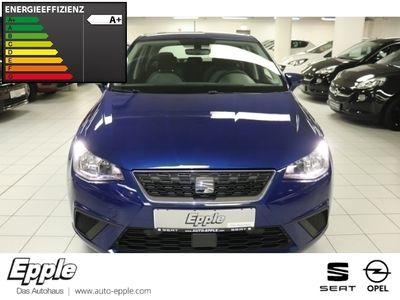 gebraucht Seat Ibiza Style 1.0 TGI EU6d-T Navi Rückfahrkam. PDCv+h LED-hinten LED-Tagfahrlicht Multif.Lenkrad