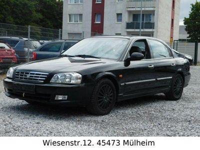 gebraucht Kia Magentis 2.5 V6 SE/Automatik/Leder/Alu/Klimaatom