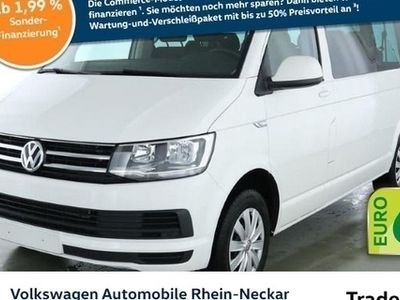 gebraucht VW Caravelle T6Comfortline LR 2.0 TDI Automatik Navi 9-Sitzer uvm