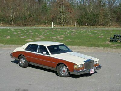 gebraucht Cadillac Seville US V8 H Kenn. Show Tausch...