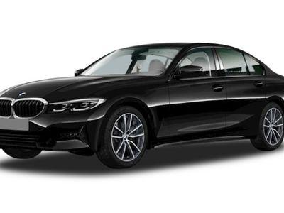 gebraucht BMW 318 318 d Limousine Sport Line LiveCoPlus Navi LED Shz -