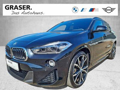gebraucht BMW X2 xDrive20d M Sportpaket HiFi LED RFK Navi Shz