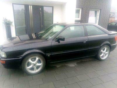 gebraucht Audi 80 90 coupe 2.0 neu lack Klimatronik ...