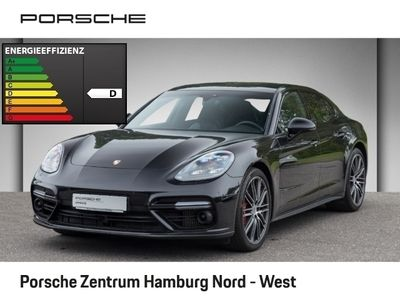 used Porsche Panamera Turbo 4.0 LED-Matrix Sportabgasanlage